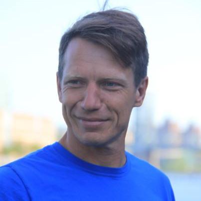 Photograph of Kevin Wiecks