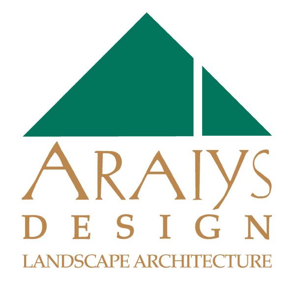 Araiys Design Landscape Architecture Logo