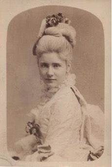 Photograph of Olivia Peyton Murray Cutting