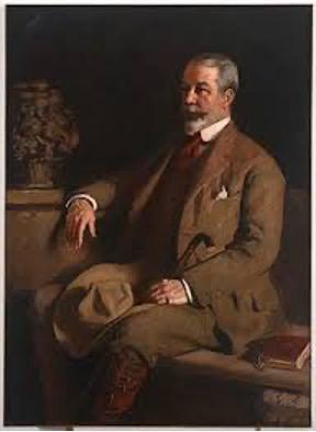 Painting of William Bayard Cutting