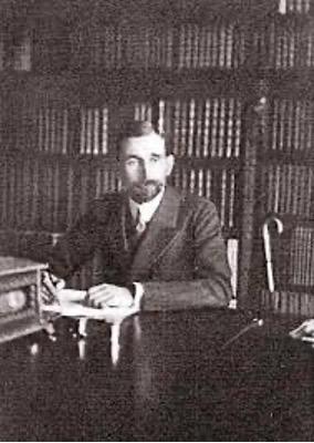 Photograph of William Bayard Cutting Jr.